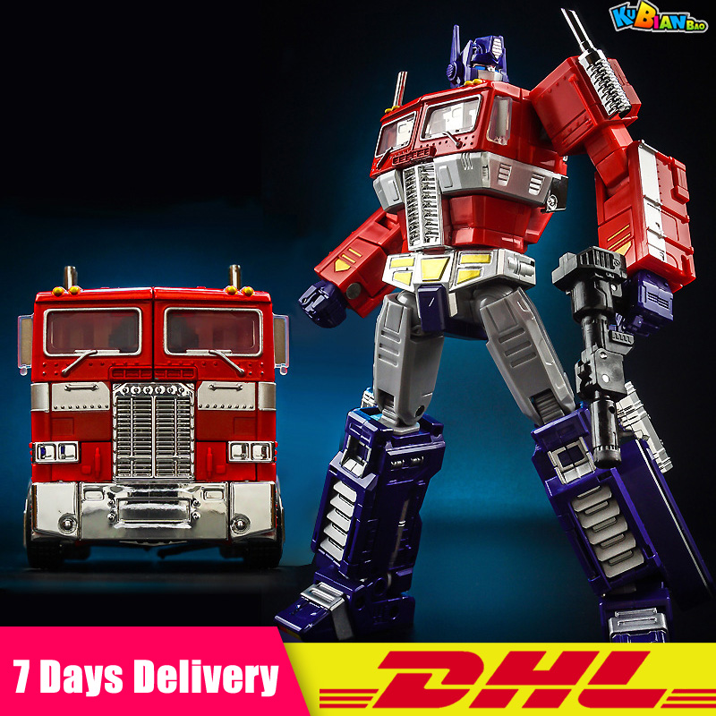KBB Transformation OP Commander MPP10V Alloy Metal Collection Voyager With Backpack KBB Deformation Action Figure Robot Toys weijiang deformation mpp10 e mpp10 eva purple alloy diecast oversized metal part transformation robot g1 figure model in box