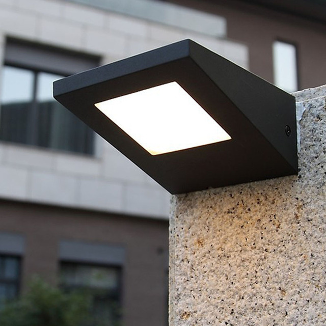 Led Beleuchtung Haus | 220 V Wasserdicht Garten Beleuchtung Wandleuchte Lichter Urlaub Haus
