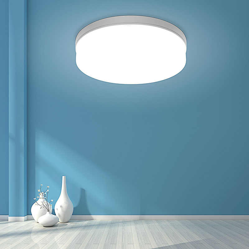 LED Panel Light 9W 13W 18W 24W 36W 48W Round LED Surface Mounted Ceiling Lamp 85-265V Modern UFO Down Light For Home Lighting