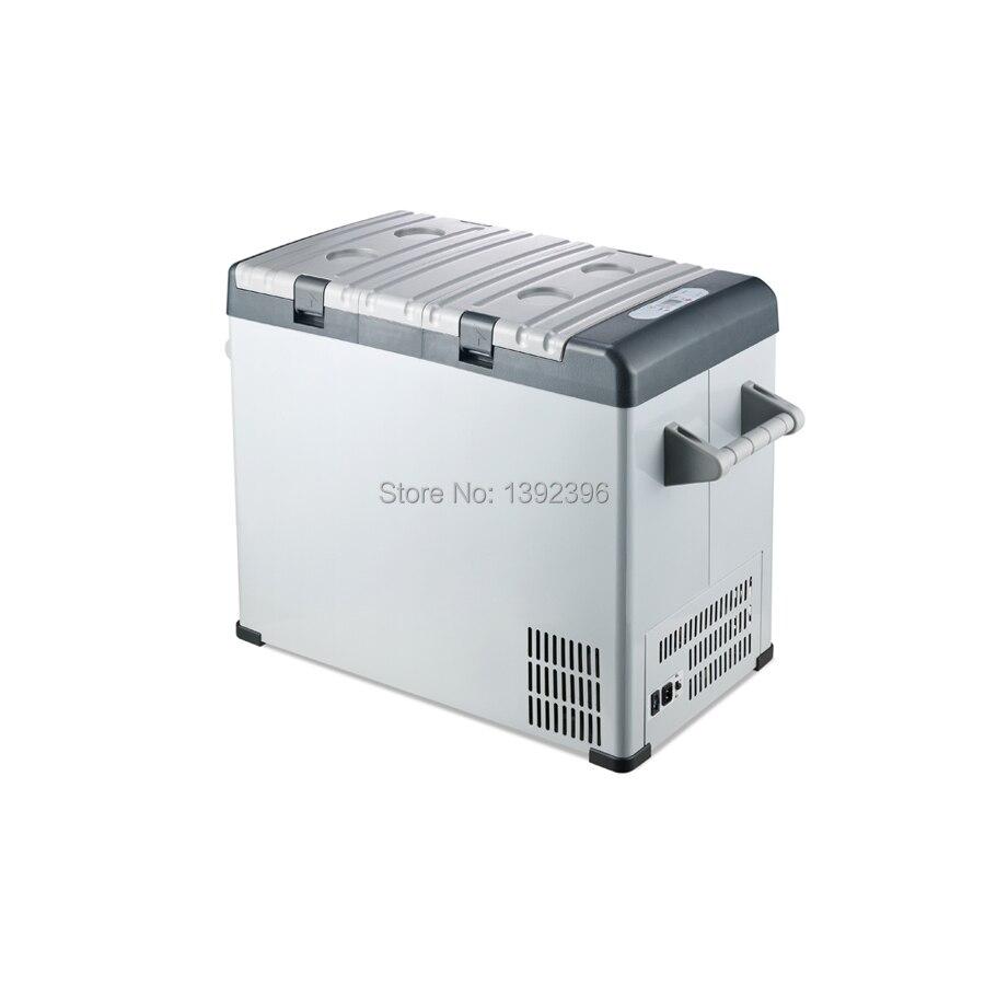 Car Freezer Compressor Portable Refrigerator Camping DC 12v Icebox ...