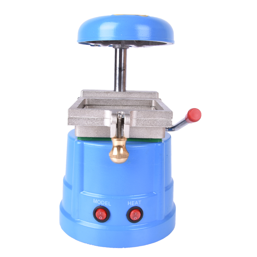 Hot sale 220V Dental Vacuum Former Forming and Molding Machine 1000W dental equipment new dental x ray film size 3cm 4cm for reader scanner machine gy d hot sale