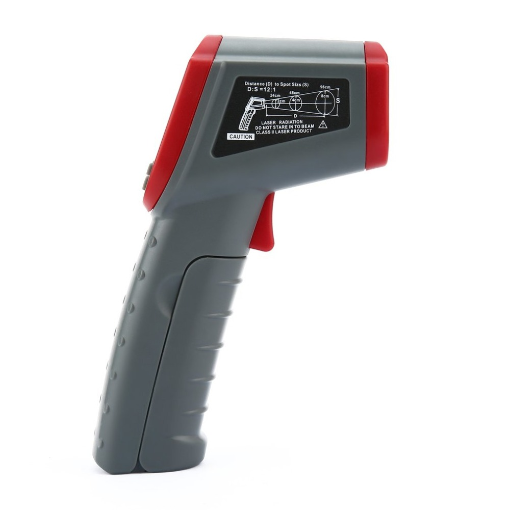 DT8500 Non Contact Infrared Thermometer with Auto Off and Data Hold Function for forehead Temperature Measurement 9