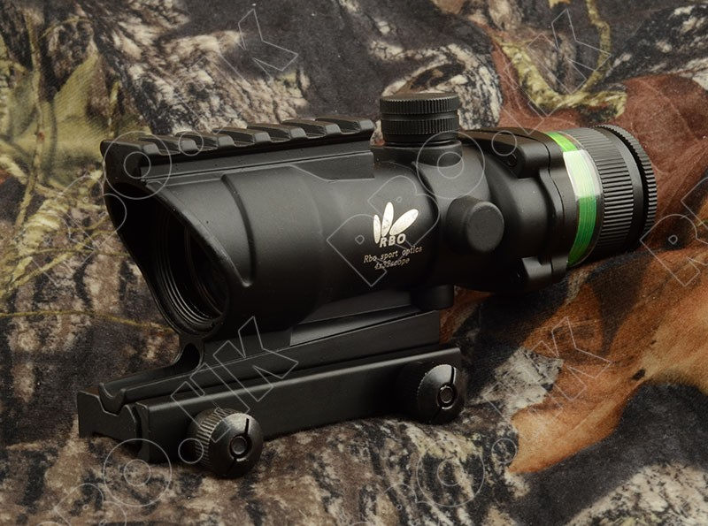 Tactical 4x32 rifle scope red dot Green optics fiber hunting shooting M9430 1 5 4 28 rifle scope rifle scope shooting hunting pp1 0165
