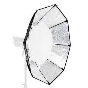 Image 5 - Godox سوفت بوكس 95 سنتيمتر 120 سنتيمتر 140 سنتيمتر المثمن ستوديو ستروب سوفت بوكس مع بونز جبل لفلاش الاستوديو