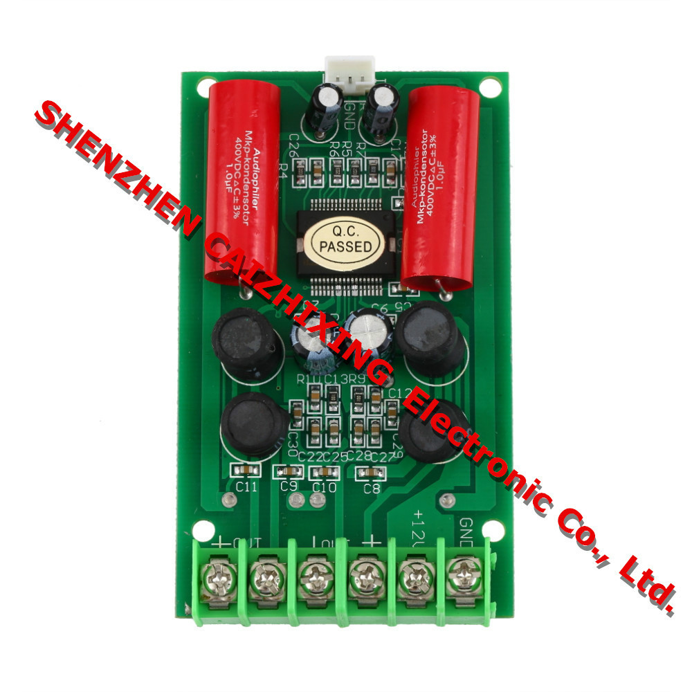 Free Shipping Irs2092 200w Class D Amp Mono Amplifier Board Want Circuit Lm1036 Tone Controlled Mkll Ta2024 Vehicle Mounted Computer