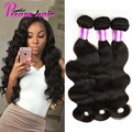 Malaysian Virgin Hair Body Wave 3 Bundles 7A Unprocessed Human Hair Malaysian Body Wave Pizazz Hair Malaysian Virgn Hair Weave