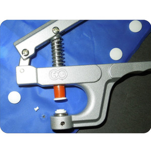 Image 4 - 1 ピース Kam ブランドプラスチックスナップボタン除去プライヤーツールキットに削除 T5 サイズ 20 からスナップ生地高速 DK 003