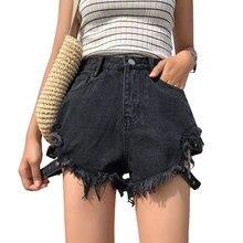 f721e8b75b5a Promoción de Women Summer Shorts Denim - Compra Women Summer Shorts ...