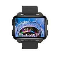 DM99 Смарт часы MTK6580 Android 5,1 Smartwatch 2,2 дюймов Экран 1200 мА/ч, Батарея 1 Гб + 16 ГБ, Wi Fi, 3g