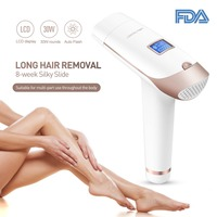 Lescolton Permanent Laser Hair Removal Device IPL Epilator Armpit Legs Bikini Depilador Facial Hair Remover machine Women Man