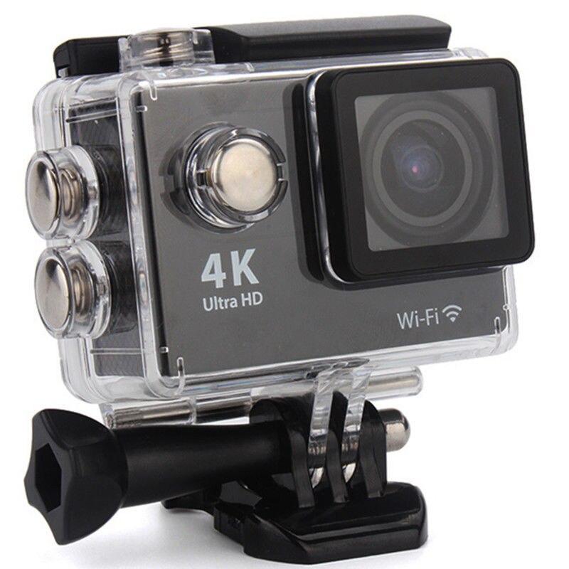 4 K 1080 P HD Sport Action Mini caméra étanche caméra Wifi caméscope casque Go pro style pour Xiao Mi Yi caméscope résistant à l'eau