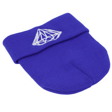 "2017 Popular Winter Women's ""Diamond"" Beanies Knitted Caps Crochet Hats Crochet Female Bonnet Casquette Mujer Gorros De Lana"