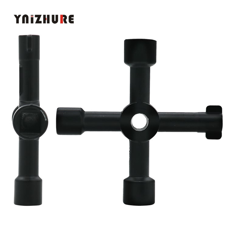 Multi-function Electric Control Cabinet Inside Triangle Key Wrench Elevator Water Meter Valve Square Hole Key Ture 100% Guarantee