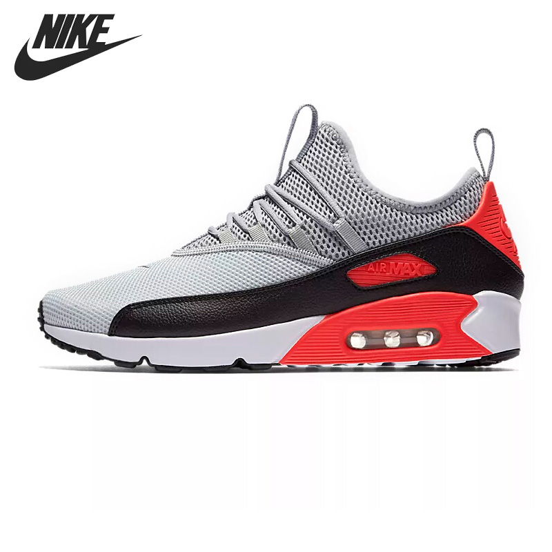 pretty nice 8eb29 4ea76 Original New Arrival 2018 NIKE AIR MAX 90 EZ Men's Running Shoes Sneakers