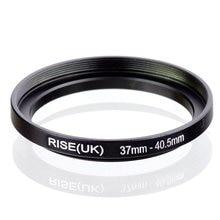 Original RISE (royaume uni) 37mm 40.5mm 37 40.5mm 37 à 40.5 adaptateur de filtre annulaire noir