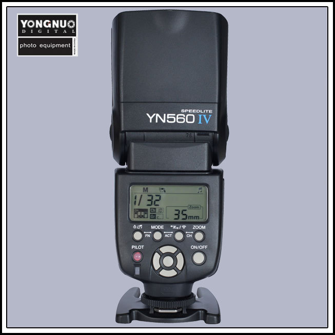 YONGNUO YN560IV YN-560IV 2.4G Wireless Master & Group Flash Speedlite for Canon Nikon 2x yongnuo yn600ex rt yn e3 rt master flash speedlite for canon rt radio trigger system st e3 rt 600ex rt 5d3 7d 6d 70d 60d 5d