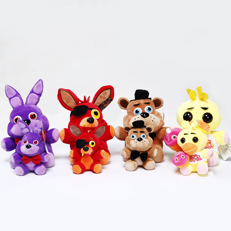 Five Nights At Freddy's 4 Fnaf World Freddy Fazbear Bear