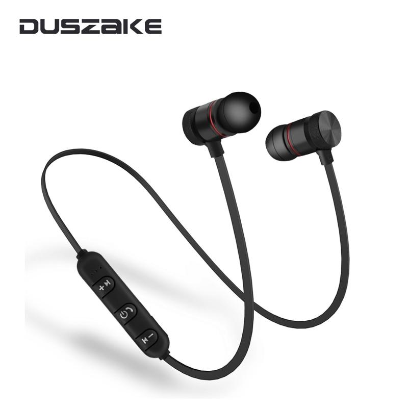 DUSZAKE LY11 Bluetooth Headphones Wireless Earphones For Phone Sport Earphone Bluetooth Headphones For IPhone Xiaomi Samsung