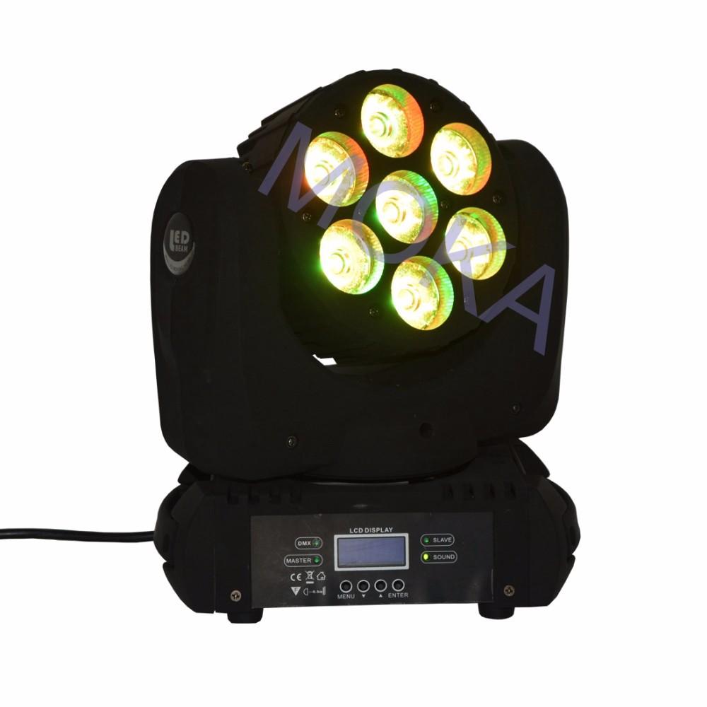 7x12w moving head light effect 4