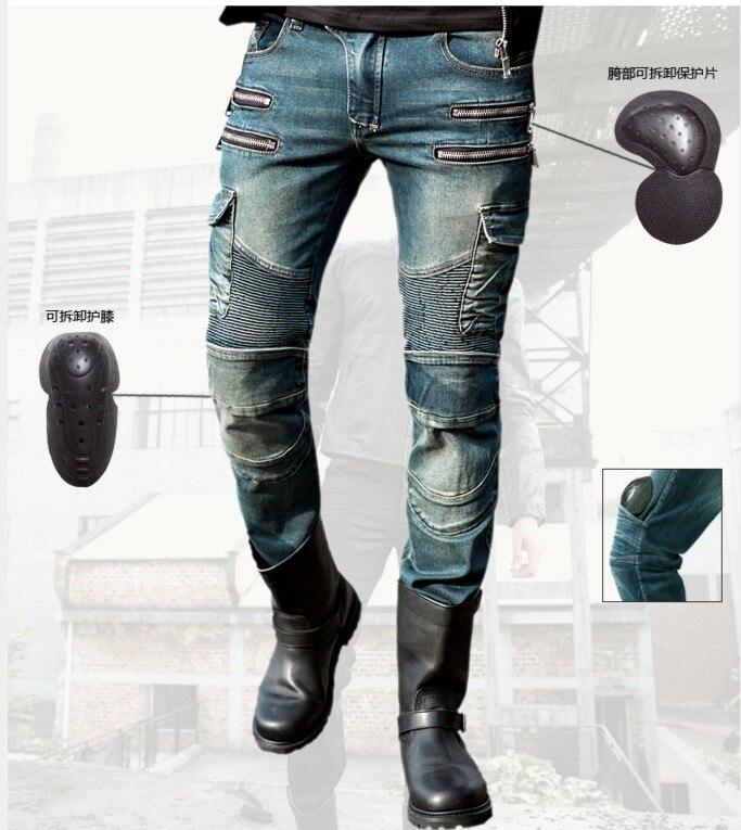 Hose Uglybros Herbed Jeans Motorrad Hosen Männer Der Straße Reiten Jeans Mode Lässig Motorpool Hosen 3 Farbe Size28-40 Schutzausrüstung