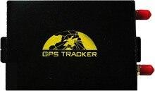 Nuevo gps rastreador gps105a apoyo función de límite de velocidad cámara Del gps del Vehículo perseguidor perseguidor de los gps para los coches de combustible de forma automática de alarma