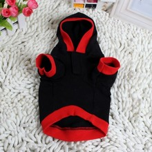 Clothes For Dogs Pet Dog Fashion Santa Paws Clothes Pullover Warm Costumes T Shirt Puppy Coat