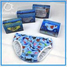 Детские штаны для плавания детские подгузники малышей непротекающие