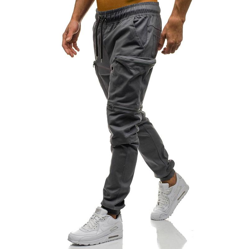 Sport wear Gym Fitness Men Jogging Pants  (10)