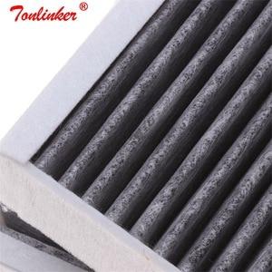 Image 4 - فلتر الهواء بالكابينة لمرسيدس بنز GL الدرجة X164 320 CDI 4 ماتيتش 450 550 السنة 2008 2009 2010 2011 2012 نموذج تصفية OEM A1648300218