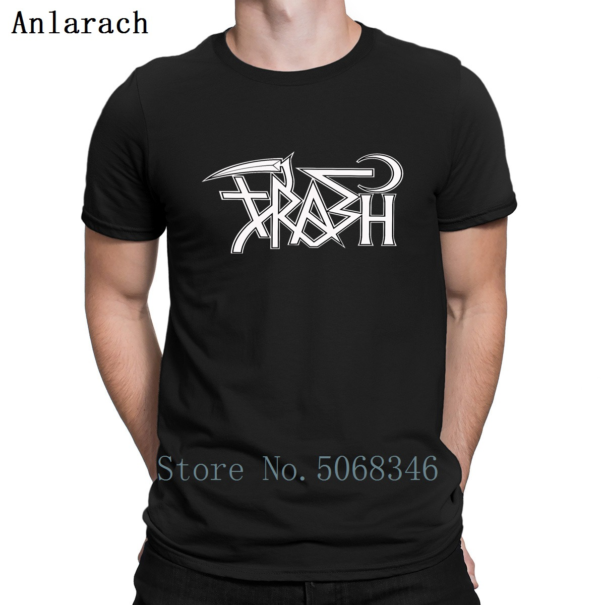Trash Gang T Shirt Spring Gents Personalized Plus Size 3xl Funny Casual Interesting Formal Tee Shirt Shirt