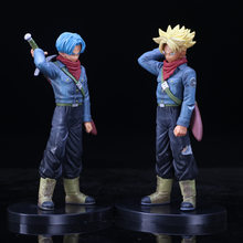 Dragon Ball Z DXF O Super Warrios Tronco Estátua Figura Modelo Brinquedos(China)