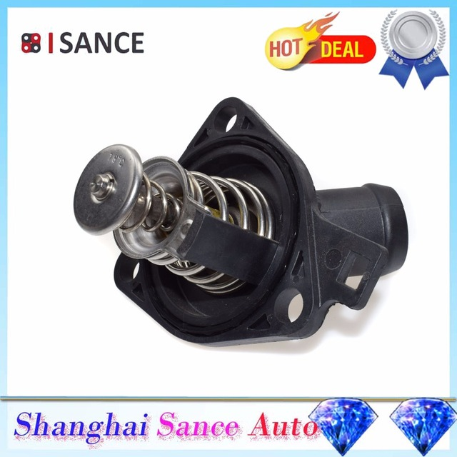 isance engine coolant thermostat assembly 19301-pna-003 19301-raf-003 for  honda civic si cr-v acura rsx rdx tsx 2 0l/2 4l