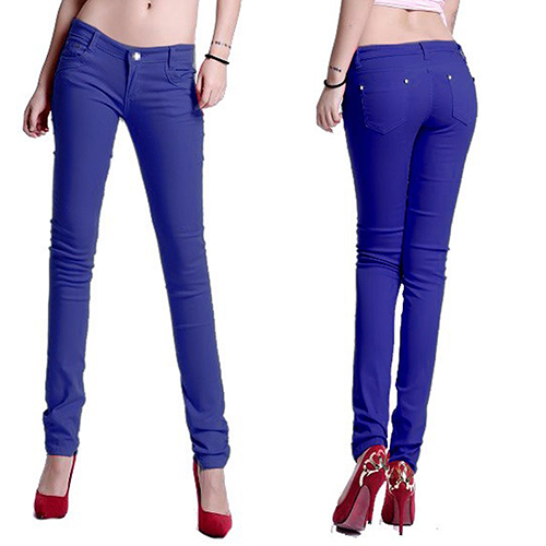 Popular Skinny Colored Jeans-Buy Cheap Skinny Colored Jeans lots ...