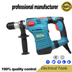 2500w electrical drill and electrical demolition hammer for stone road cement break use at good price and fast deliery
