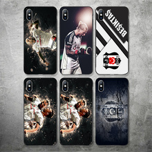Yinuoda Besiktas Team Karius Phone Case Picture For Burak Quaresma Silicon Soft TPU Cover For iPhoneX XR XS MAX 7 8 7plus 6 6S 5
