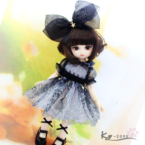 1/6 Bjd doll clothes yosd doll dress set - - - -