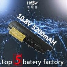 Laptop Battery For IBM 41U3196 41U3198 42T5265 42T5262 42T4548 R400 T400 R61 R61i T61 T61p T61u (14.1