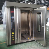 Commercial Industrial Bakery Electric and Gas Deck Pizza Bread Baking Oven