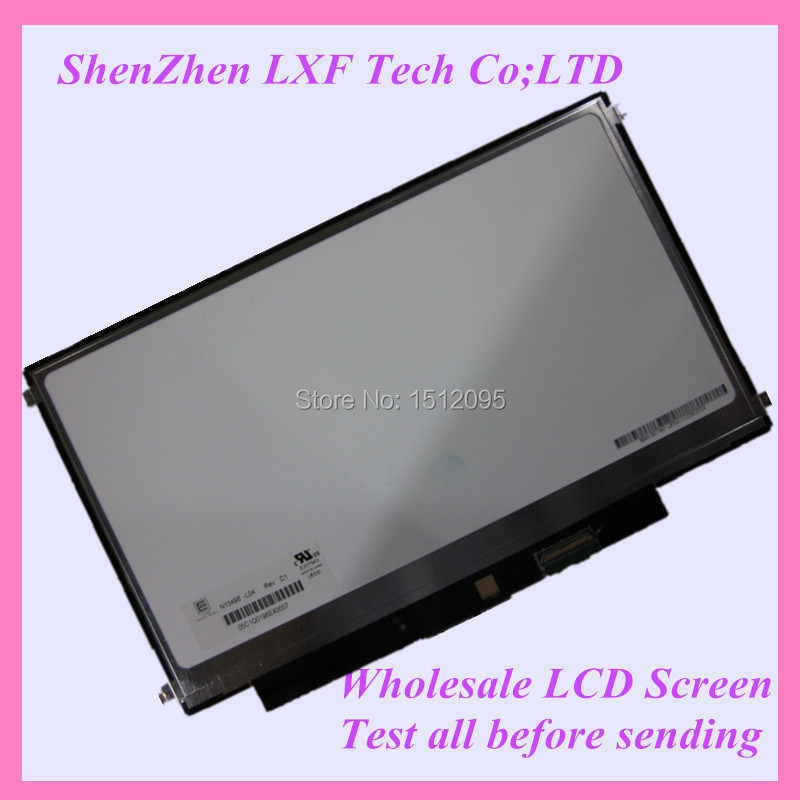 N134B6-L04 LTN134AT01 13.4 inch Slim FOR MSI X320 X340 X370 Laptop LCD Screen Laptop LED Display Screen