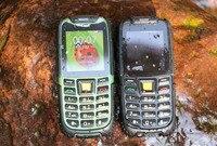 Bán buôn Jeasung S6 Mini Rugged Người Già Điện Thoại Big Loa Dual SIM với Chế Độ Chờ Dài pin. đa Ngôn Ng
