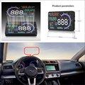 Для Subaru Forester / Legacy / Outback 2015 2016  автомобильный проектор с дисплеем на лобовое стекло для безопасного вождения