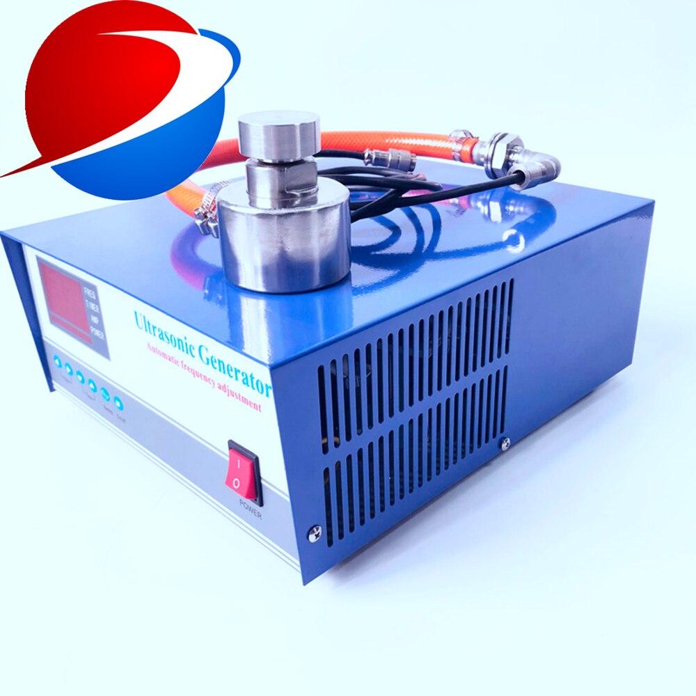 Diy Ультразвуковой вибрационный генератор для ультразвуковой ультразвуковая ситовая вибратор для порошковой профилировки очистки 33 кГц