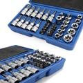 Комплект напорных втулок, 34 шт., комплект напорных втулок, комплект насадок для ремонта двигателя, гаечный ключ, Torx Male