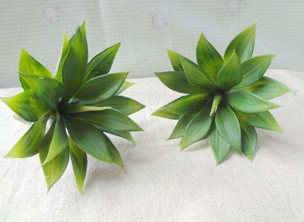 unids decorativo flor artificial plantas verdes para regalo de boda casa decoracin artificial plantas bonsai