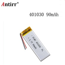 Polymer Battery 401030 MP3 Bluetooth Lithium Wholesale