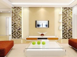 Nowy akrylowe lustro kryształowe 3D naklejki ścienne dla TV do salonu tło dekoracyjne ganek lustro naklejki  naklejki 40x160 cm