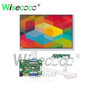 10.1 cala 1280*800 wyświetlacz ekranu LCD 1000 nitów jasność nadaje się do tabletu notebook z VGA interfejs hdmi płyta sterownicza