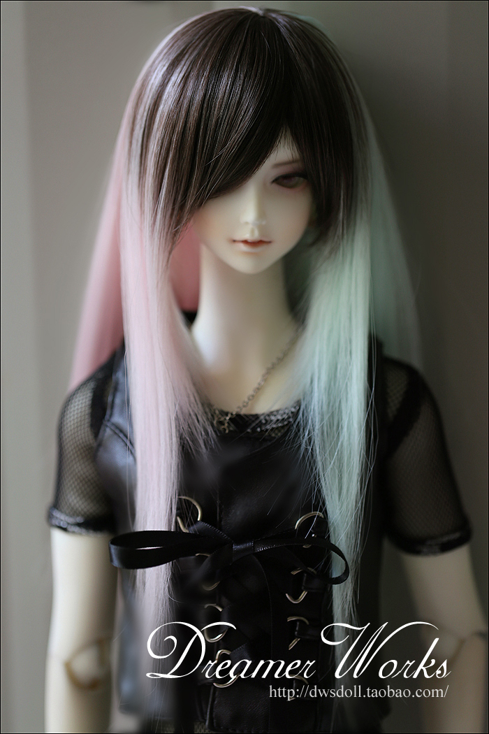 1/4 1/3 scale BJD  doll wig long hair for DIY BJD/SD accessory.Not included doll,clothes,shoes,and other accessories 17C3308