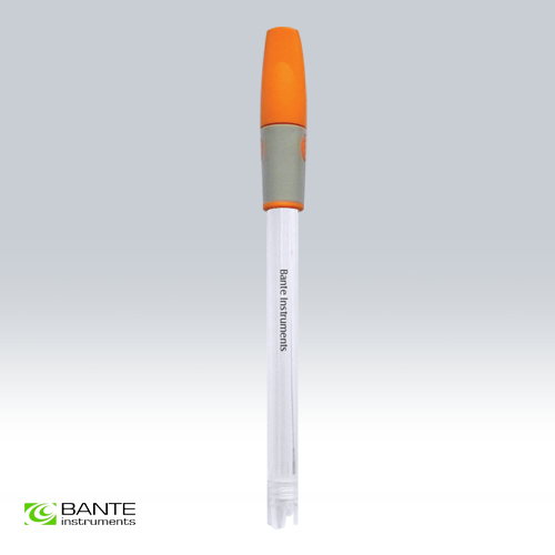 Genuine Brand BANTE General purpose pH electrode Refillable sensor epoxy shell for outdoor applications BNC genuine brand bante general purpose plastic orp electrode sensor probe with platinum pin bnc for strong redox potential