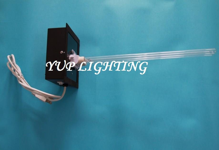 UVC Max36-A UV Cleanser UVC Ac Air Duct UV Lights UV-C In Duct Air Purifier UV In-Duct Air Vent UV-C Cleaner(China)